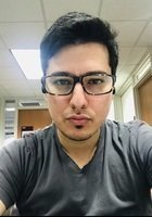 A photo of Issa, a tutor from Wayne State University