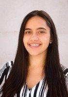 A photo of Maya, a tutor from Yale University
