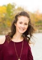 A photo of Samantha, a tutor from University of Wisconsin-Stevens Point