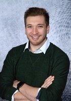 A photo of Erik, a tutor from Northwestern University