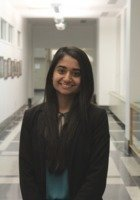 A photo of Khushi, a tutor from Indiana University-Bloomington