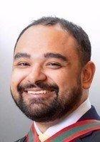 A photo of Sahir, a tutor from Stony Brook University