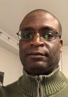 A photo of Nosa, a tutor from Iona College