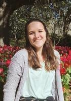 A photo of Holly, a tutor from University of North Carolina at Wilmington