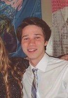 A photo of Reid, a tutor from Rockhurst University