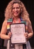A photo of Rebeca, a tutor from Arizona State University