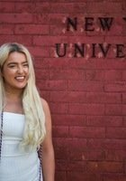A photo of Maggie, a tutor from New York University