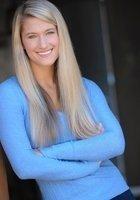 A photo of Sarah, a tutor from Minnesota State University Moorhead