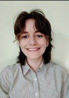 A photo of Susanna, a tutor from University of California-Berkeley