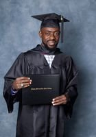 A photo of Dickson, a tutor from Kennesaw State University