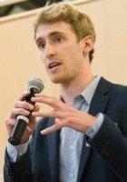 A photo of Joshua, a tutor from Cornell University