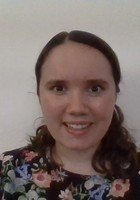 A photo of Rachel, a tutor from Grove City College