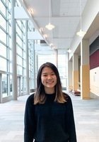A photo of Meghan, a tutor from Cornell University