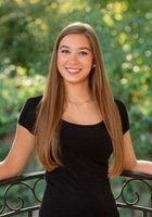 A photo of Lizzy, a tutor from University of Southern California