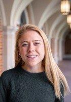 A photo of Christine, a tutor from Vanderbilt University