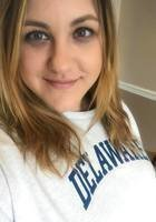 A photo of Lauren, a tutor from University of Delaware