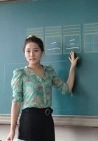 A photo of Sophie, a tutor from Dalian University of foreign languages