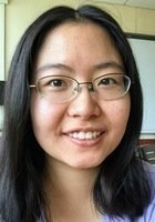 A photo of Alice, a tutor from University of Connecticut