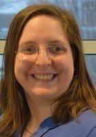 A photo of Christin, a tutor from Misericordia University