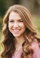 A photo of Eva-Marie, a tutor from Brigham Young University-Provo