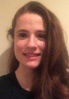 A photo of Samantha, a tutor from SUNY at Binghamton