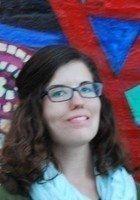 A photo of Elizabeth, a tutor from Northwestern College