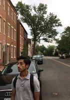 A photo of Zain, a tutor from James Madison University