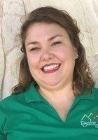 A photo of Abigail, a tutor from University of Idaho