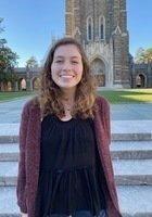 A photo of Miranda, a tutor from Duke University