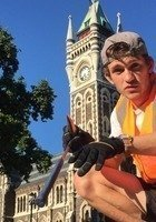 A photo of Aidan Fox, a tutor from University of Otago