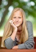 A photo of Hannah, a tutor from Case Western Reserve University
