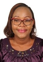 A photo of Nelly, a tutor from University of Nairobi