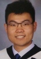 A photo of Joshua, a tutor from Williams College