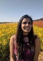 A photo of Veda, a tutor from South Dakota State University