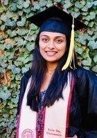 A photo of Harisha, a tutor from University of Oklahoma Norman Campus