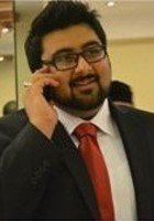 A photo of Danish, a tutor from LUMS