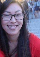A photo of Tina, a tutor from Bethel University