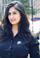 A photo of Rafia, a tutor from Kentucky State University