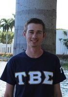 A photo of Hayden, a tutor from University of Miami