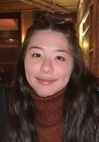 A photo of Megumi, a tutor from McGill University