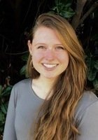 A photo of Claire, a tutor from Emory University