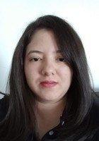 A photo of Alejandra, a tutor from Florida International University