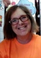 A photo of Mary Ann, a tutor from University of Missouri-St Louis