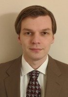 A photo of John, a tutor from Madonna University