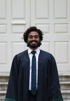 A photo of Raj, a tutor from College of William and Mary