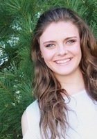A photo of Olivia, a tutor from Cedarville University