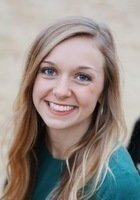 A photo of Allie, a tutor from Harding University