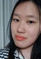 A photo of Jane, a tutor from Stony Brook University