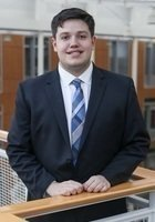 A photo of Andrew, a tutor from Cornell University