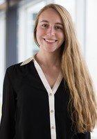 A photo of Alexandrea, a tutor from James Madison University